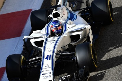 Williams F1 team says Sergey Sirotkin was the best driver available
