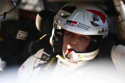 WRC leader Ott Tanak to leave Toyota for Hyundai for 2020 season