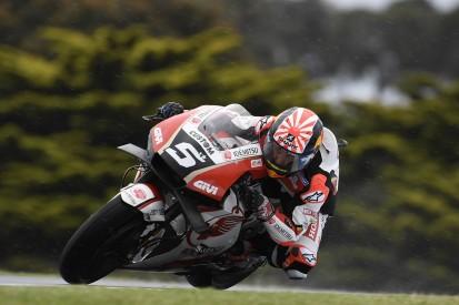 """Zarco felt """"like a rookie"""" in first MotoGP practice on LCR Honda"""