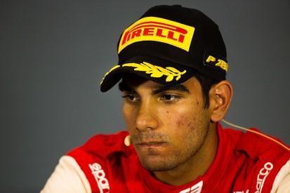 F3-tier champion Vesti replaces injured Daruvala at Macau GP