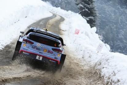 Hyundai must avoid 'panic' after tough Monte Carlo 2018 WRC opener