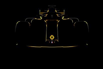 Renault announces 2018 Formula 1 car launch date