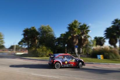 WRC Spain: Sordo leads first morning, Ogier's title hopes on brink