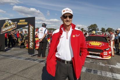 Co-owner of DJR Team Penske Supercars outfit Steve Brabeck passes away