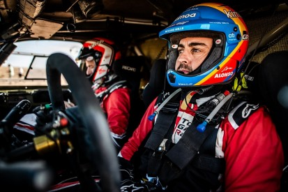 Alonso will compete in 2020 Dakar Rally with Toyota