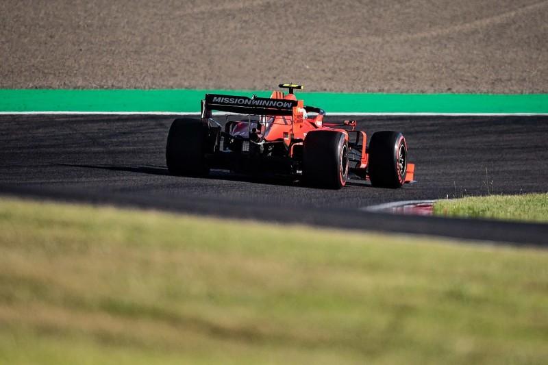"Leclerc: Ferrari F1 engine legality talk designed to ""destabilise"""