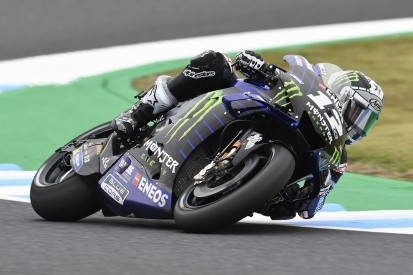 Phillip Island MotoGP: Vinales leads FP2, Quartararo sidelined