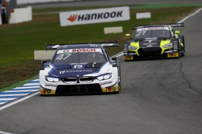 "No customer DTM team for BMW would be ""disappointing"" - Audi"