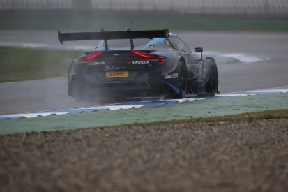 Aston Martin splits with DTM engine supplier HWA after one season