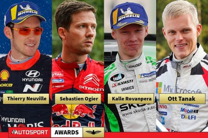 Autosport Awards: Rally Driver of the Year vote opens
