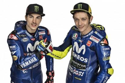 Maverick Vinales hopes Valentino Rossi signs new Yamaha MotoGP deal