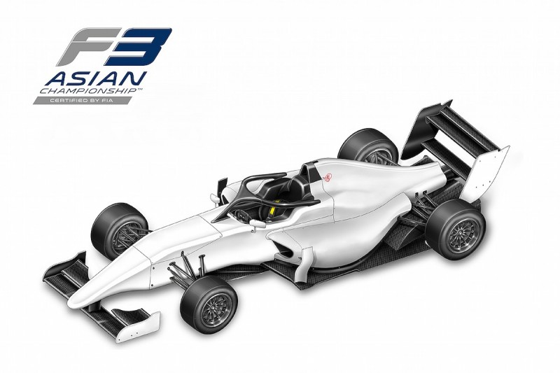 Asian championship becomes second Regional F3 series to be launched