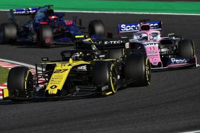"Hulkenberg's plight shows ""sad"" state of F1's driver market - Perez"