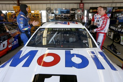 Harvick says Busch is 'like a whining child' with NASCAR criticism