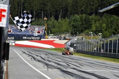 """Bottas: Weird how Ferrari """"always"""" gains half a second on straights"""