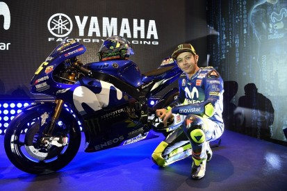 Yamaha MotoGP launch: Rossi will see if he 'prefers sofa' to new deal