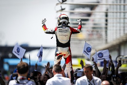 Leuchter takes first WTCR win in dramatic final Nurburgring race