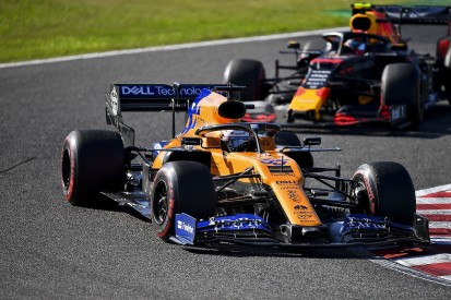 Sainz: McLaren is more than 'best of the rest' in F1 2019 now