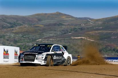 Reinis Nitiss splits with Mattias Ekstrom's EKS Audi World RX team