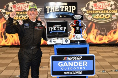 Will Greg Biffle's NASCAR comeback continue after Truck win?