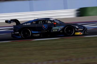 Aston Martin: Wittmann showed Habsburg's inexperience on tyres