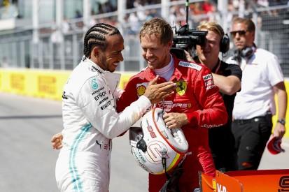 "Hamilton hopes Vettel's Montreal pole is Ferrari's ""turning point"""