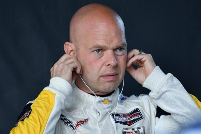 Jan Magnussen dropped by Corvette after 16 years