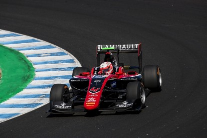 ART completes four-car GP3 line-up for 2018