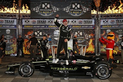 Texas IndyCar: Josef Newgarden fends off Alexander Rossi for win