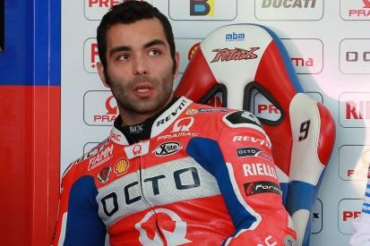 Danilo Petrucci and Pramac Ducati to split after 2018 MotoGP season
