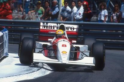 Ayrton Senna's final Monaco Grand Prix winning F1 car for auction