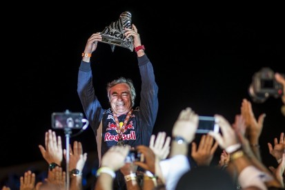Carlos Sainz would've had 'bad taste' without Peugeot Dakar win