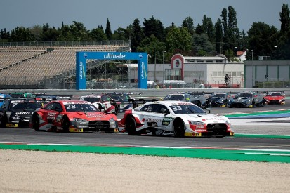 Audi questions safety car call that cost it Misano DTM win