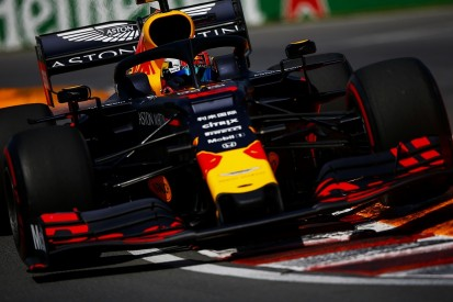 "Gasly warned ""quite late"" in Verstappen Canada practice incident"