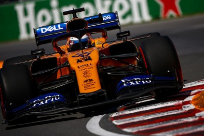 "Sainz: McLaren had one of its ""best Fridays"" of 2019 in Canada"
