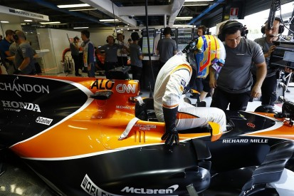 Gary Anderson: How F1 can do more to balance driver weight