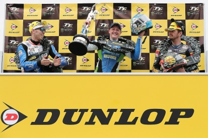 Harrison was wary of losing focus with commanding lead in Senior TT
