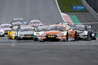DTM working 'under high pressure' to find new manufacturers