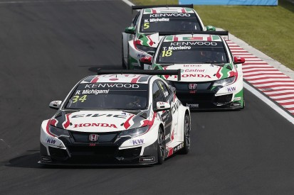 Honda would have quit WTCC without rules switch for 2018