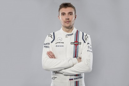 Williams expects 'many years' with Sergey Sirotkin in Formula 1