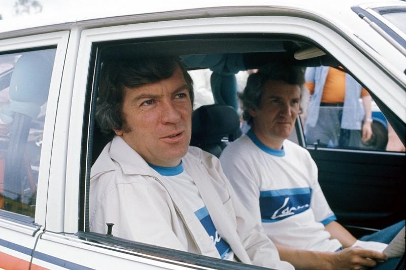 Obituary: Former Mitsubishi WRC team principal Andrew Cowan 1936-2019