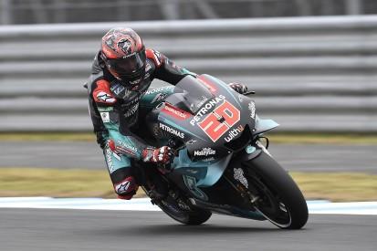 Quartararo outpaces Vinales in Japan MotoGP FP2