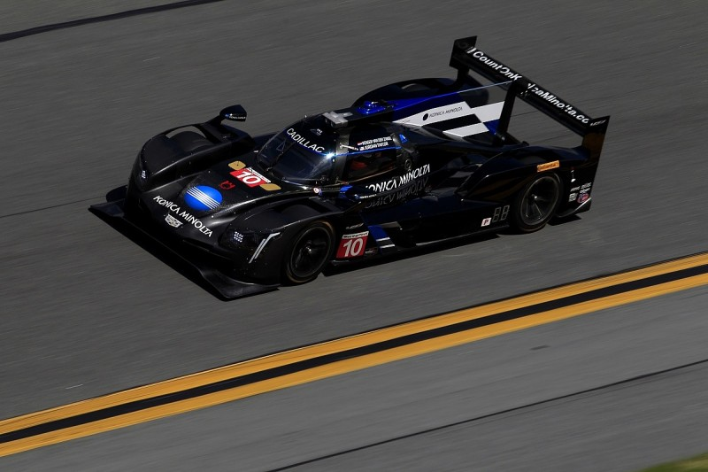 Cadillac's pacesetter pegged back for 2018 Daytona 24 Hours