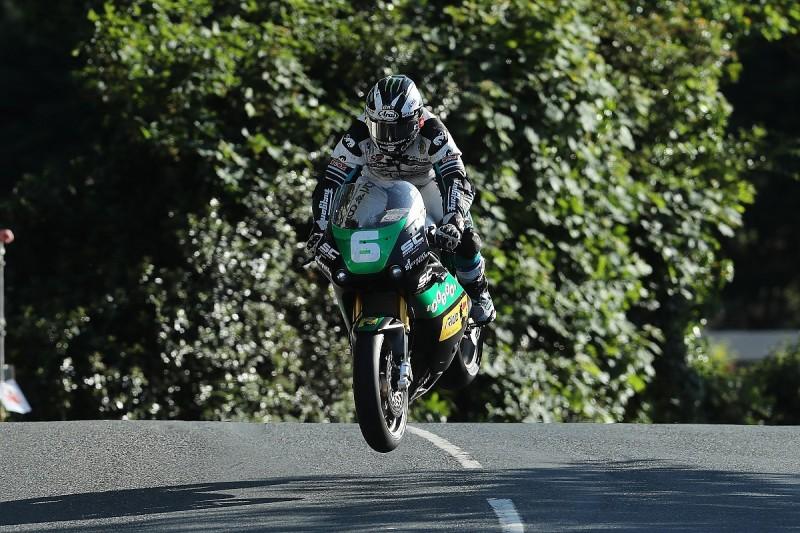 "Michael Dunlop admits ""struggle"" on his return to Isle of Man TT"