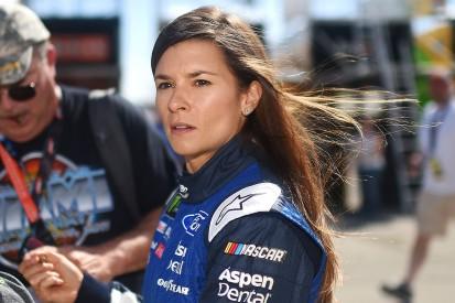 Danica Patrick says final year in NASCAR felt like a grind