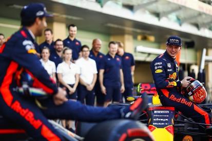 Red Bull F1 boss reassured Ricciardo over Verstappen favouritism