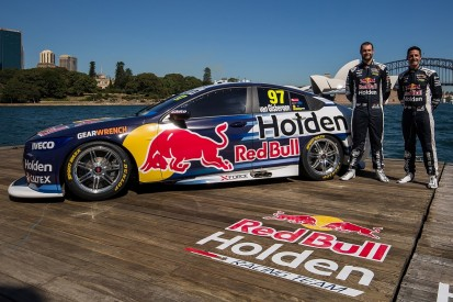 Triple Eight/Red Bull reveal Holden hatchback for 2018 Supercars