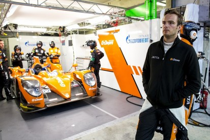 Ex-F1 man Van der Garde gets LMP2 drive for 2018/19 WEC superseason