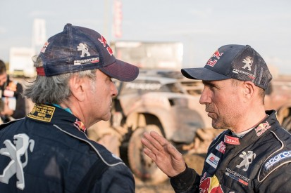 Dakar Rally: Peterhansel concedes defeat to Sainz with three stages left