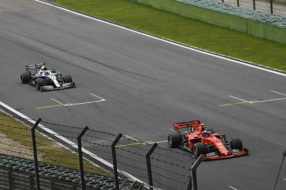 Bottas: New Mercedes F1 engine won't match Ferrari on straights